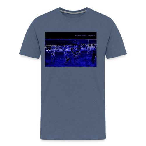 Cambodia1 300DPI jpg - Men's Premium T-Shirt