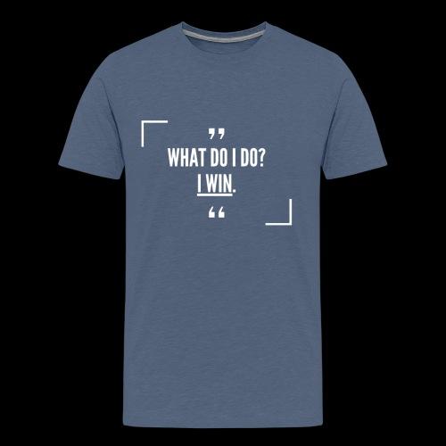 WIN - Men's Premium T-Shirt
