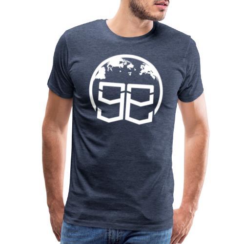 Global Goons White - Men's Premium T-Shirt