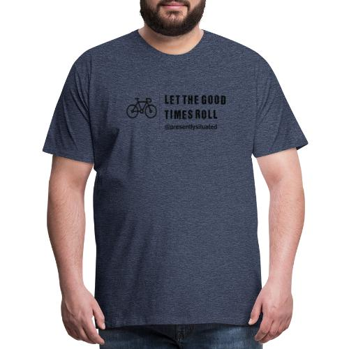 good times bike - Men's Premium T-Shirt