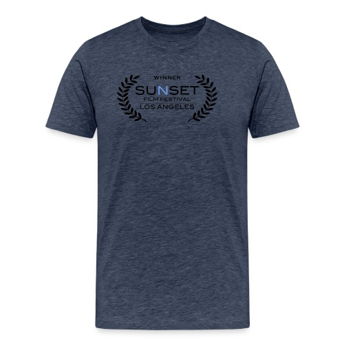 Sunset Winner - Men's Premium T-Shirt