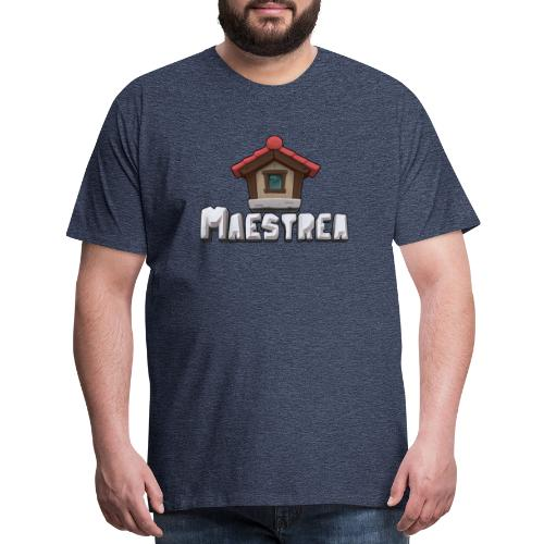 Maestrea Logo - Men's Premium T-Shirt