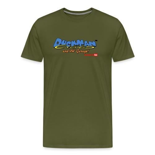 DuckmanCycles and VWGarage - Men's Premium T-Shirt