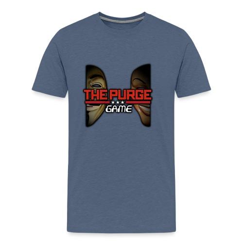 Purge Masks - Men's Premium T-Shirt