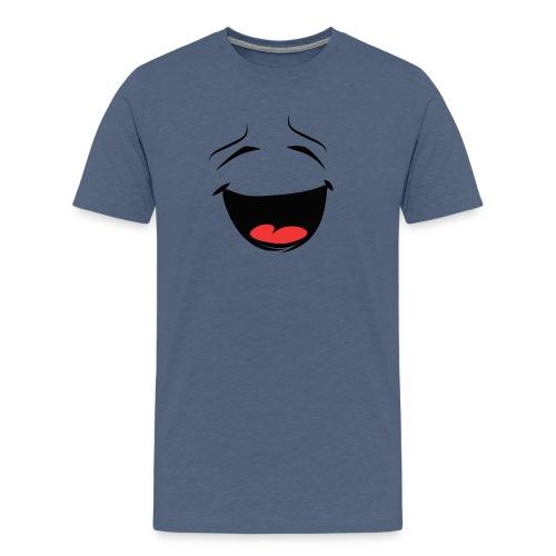 Funny Moji - Men's Premium T-Shirt