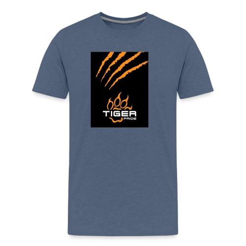 Tiger Pride iPad Case - Men's Premium T-Shirt