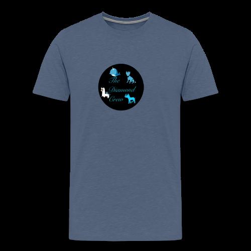The Diamond Crew - Men's Premium T-Shirt