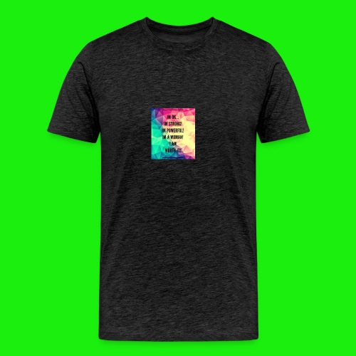 93E8BAEA 6D53 40E4 9C7C 8510DA93CA8B - Men's Premium T-Shirt