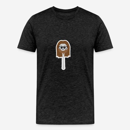 lepel mascotte - Men's Premium T-Shirt