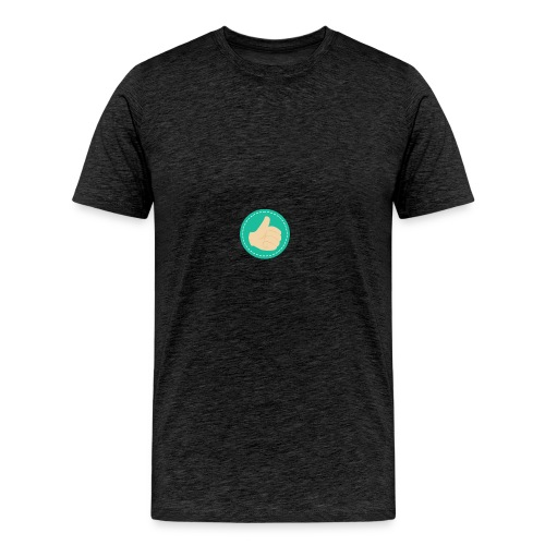 Thumb Up - Men's Premium T-Shirt