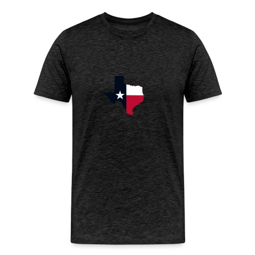 Texas Worlds greatest country - Men's Premium T-Shirt