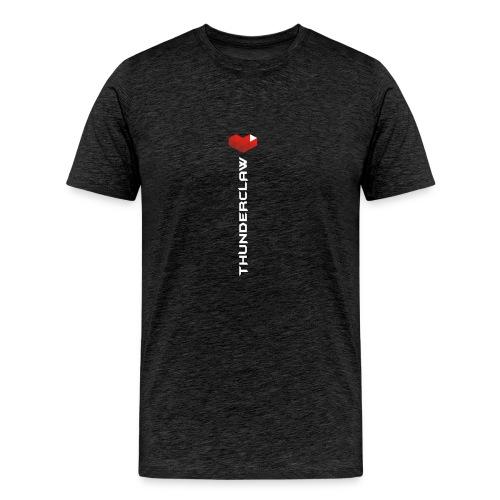 ThunderClaw YouTube Gaming - Men's Premium T-Shirt