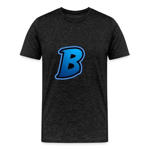 BradyBooneYT Logo - Men's Premium T-Shirt