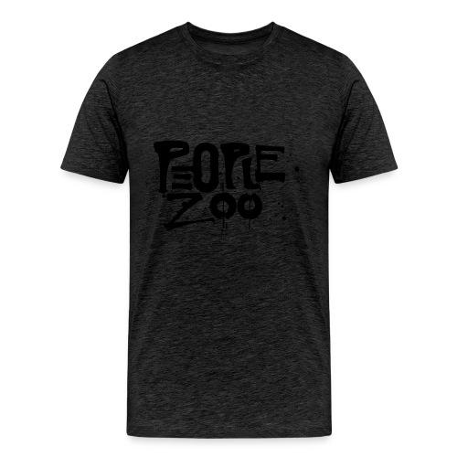 People Zoo Design 1 - Men's Premium T-Shirt