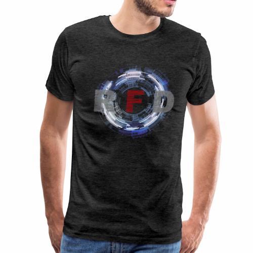Radio Free Detroit - Men's Premium T-Shirt