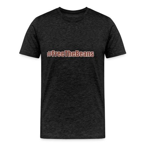 #FreeTheBeans - Men's Premium T-Shirt