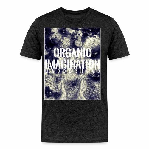 Organic Imagination (Galaxy) - Men's Premium T-Shirt