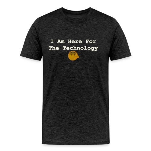 Technology - Men's Premium T-Shirt