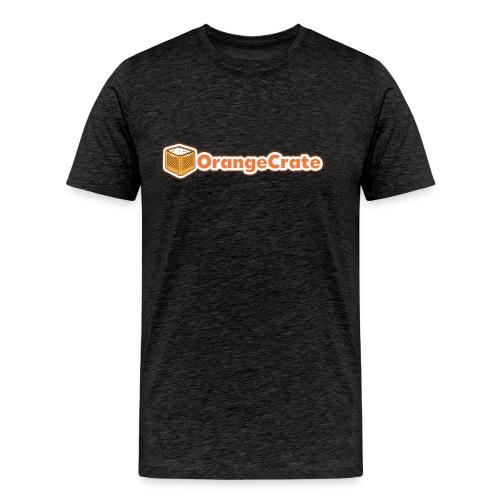 Horizontal OrangeCrate - Men's Premium T-Shirt