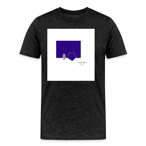 Simple Rectangle - Men's Premium T-Shirt