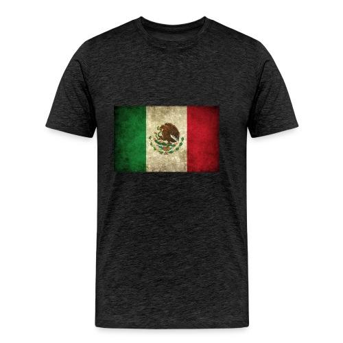 Mexico flag t-shirts etc - Men's Premium T-Shirt