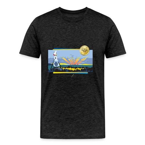 Bentley Blockade - Men's Premium T-Shirt
