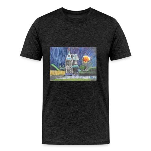 THE PINWHEEL HOUSE - Men's Premium T-Shirt