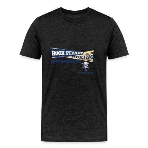 Rock Steady Boxing East Hartford - Men's Premium T-Shirt