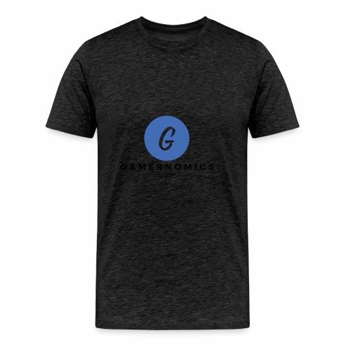 GamerNomics Logo - Men's Premium T-Shirt