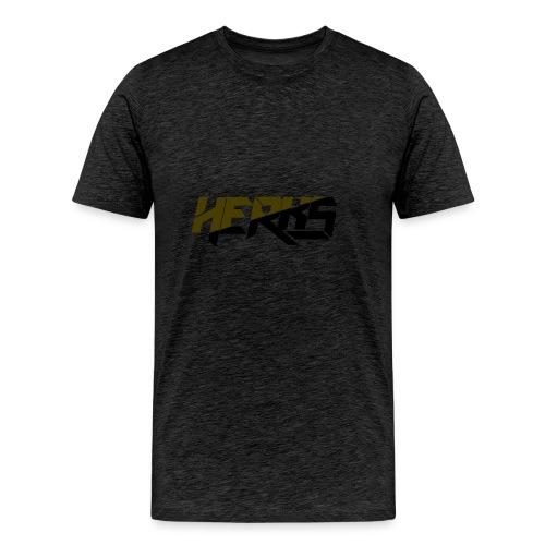 HerKs Military Text - Men's Premium T-Shirt