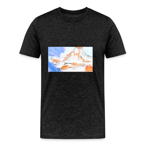 Land - Men's Premium T-Shirt