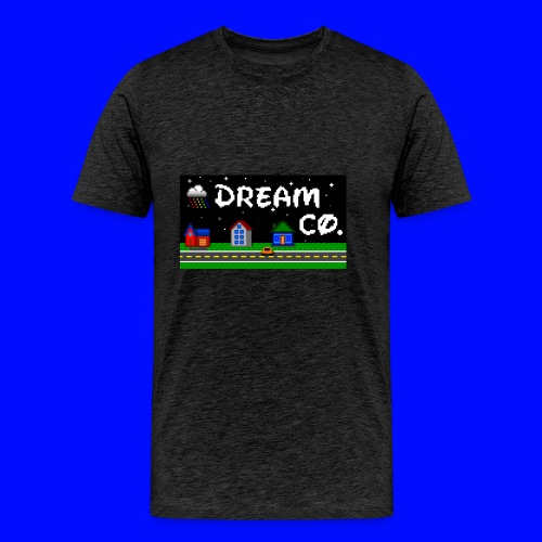 Pixel Art - Men's Premium T-Shirt