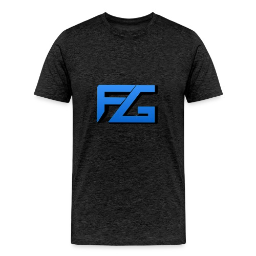 Freeze Gaming Logo - Men's Premium T-Shirt