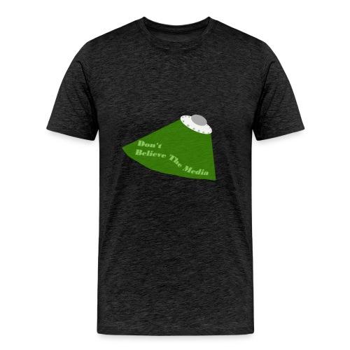 RalphWiggy - Logo Mid Center - Men's Premium T-Shirt