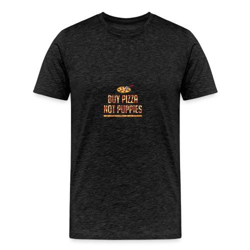 pizza cating - Men's Premium T-Shirt