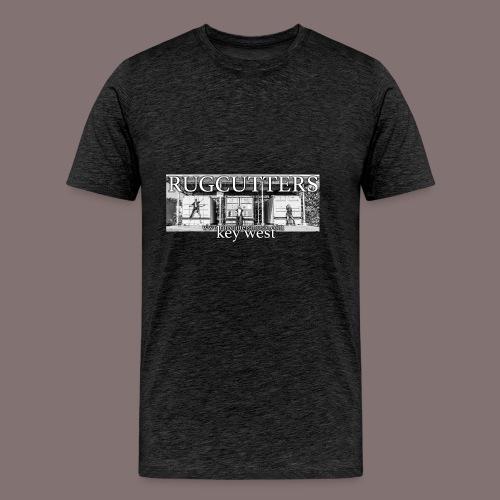 Rug cutters Black and White - Men's Premium T-Shirt