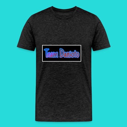 Team Danioto Classic Long Sleeve Shirt! - Men's Premium T-Shirt