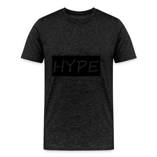 HYPE MERCH - Men's Premium T-Shirt