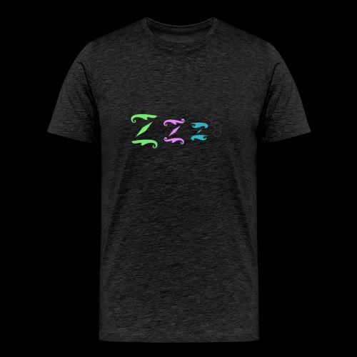 Z s light - Men's Premium T-Shirt