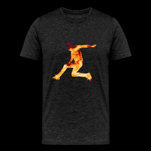Firebender - Men's Premium T-Shirt