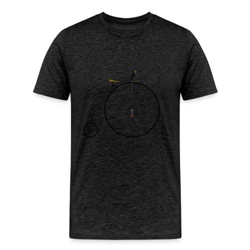 It was a time - Men's Premium T-Shirt