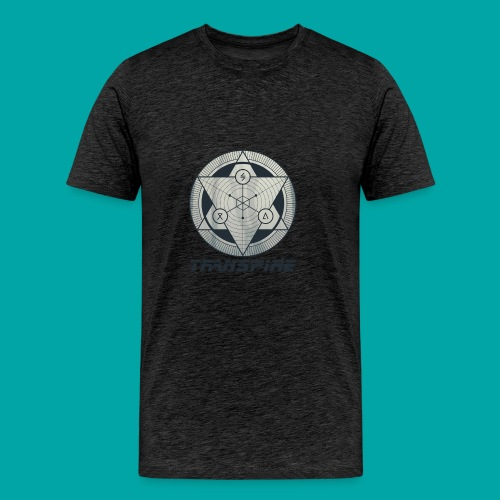 Sacred Geometry - Men's Premium T-Shirt