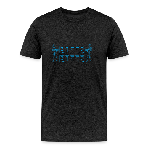 Roger Roger - Men's Premium T-Shirt