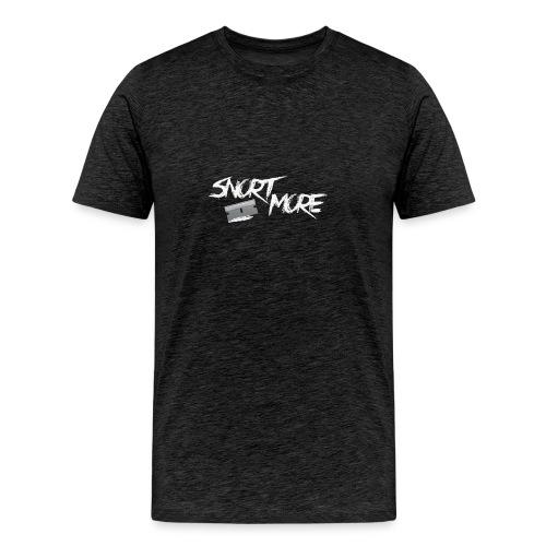 Snort More by RMA - Men's Premium T-Shirt