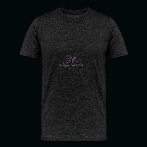 Enjay's Logo - Men's Premium T-Shirt