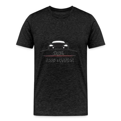 True Road Warrior - Men's Premium T-Shirt