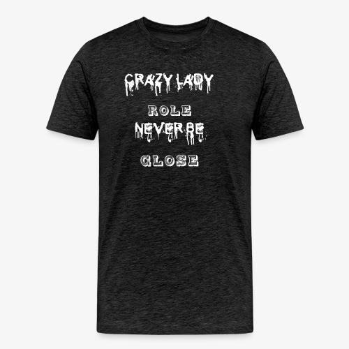 CAT LADY - Men's Premium T-Shirt