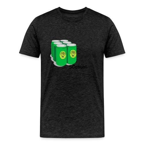 SCasual - Men's Premium T-Shirt