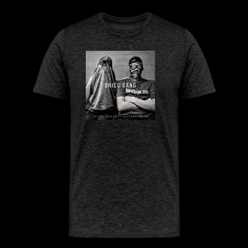 Thiccy Briccy ft. XXXTEMPTATION - Men's Premium T-Shirt