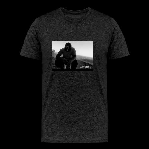 Cmoney merch - Men's Premium T-Shirt